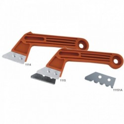 Grout cleaner 2 blades