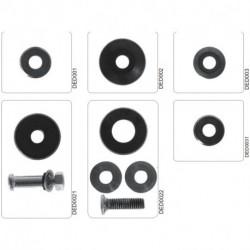 Kółko do maszyn glazur. 1151,1152 śr. 22 mm + śruba, panewki