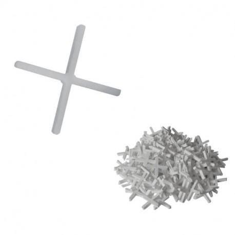 Krzyżyki do glazury 2,5 mm 150 szt.