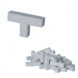 "Tile crosses ""T"" 6 mm 20 pcs."