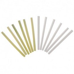 Universal hot melt adhesive transparent 6 pcs