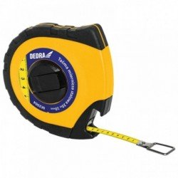 Steel tape measure 30 mx 12.5 mm