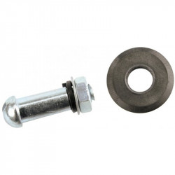 22/6 mm HM wheel with ball screw up to 1163-080, -100
