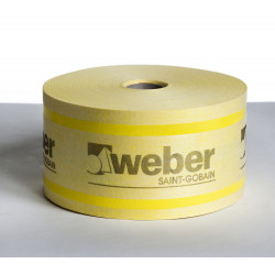 Weber.tec 828 DB 75 sealing tape 50 meters