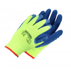 Acrylic gloves S-ThermGrip