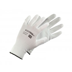 PU-coated polyamide gloves S-Poli W