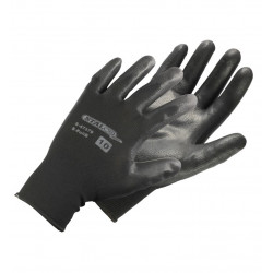 PU-coated polyamide gloves S-Poli B