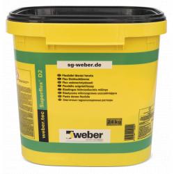 weber.tec Superflex D2 24 kg