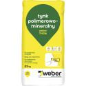 Mineral Plaster WEBER TM314 Baranek 2 mm, 25 kg