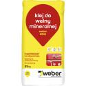 Klej do wełny i siatki Weber KS 141, 25 kg