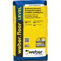Samopoziomujący podkład podłogowy Weber.floor LEVEL, 25 kg