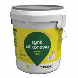 Silicone Plaster WEBER TD341, 30 kg