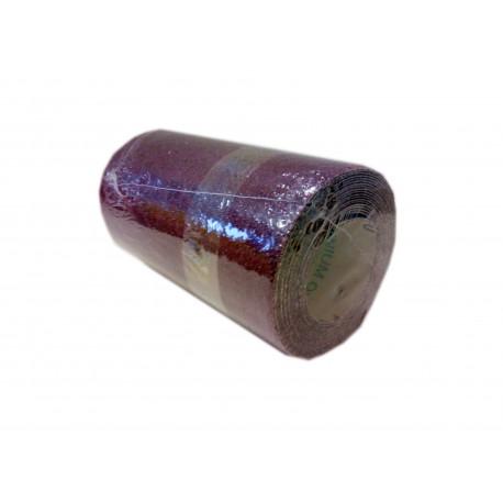 Papier ścierny brąz, rol. 120gr 115mmx3m