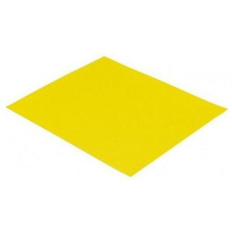Papier ścierny żółty, 60gr, kpl 10szt