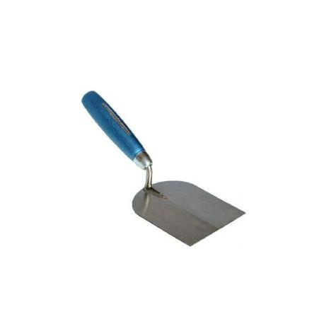 Kielnia do gipsu 8 cm z uchwytem drewnianym