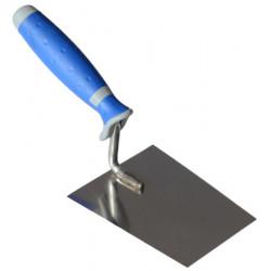 DOLPHIN 14 cm trapezoidal trowel