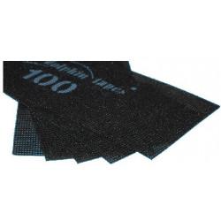 Abrasive mesh 100
