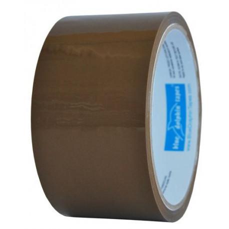 Taśma pakowa 4,8 cm x 40yd brązowa
