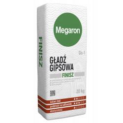 Gładź gipsowa MEGARON FINISZ GS-1, 20 kg