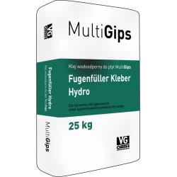MultiGips Kleber Hydro klej do płyt gipsowych wodoodpornych