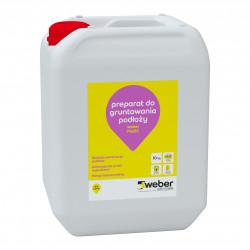 Grundierung für die Farbe Weber PG212, 10 kg