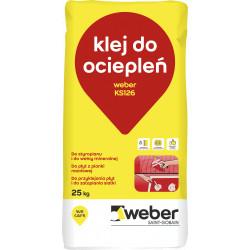 PIR, Styropor- und XPS Kleber Weber KS126, 25 kg