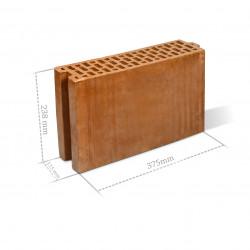 Pustak Ceramiczny Porocerm 11,5 cm