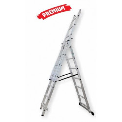 Industrial ladder up to 150 kg