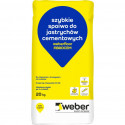 Weber.floor FIBROCEM adhesive cement screed 20 kg