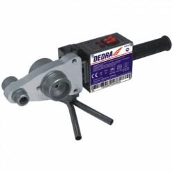 Kunststoffrohr-Schweißer 800W/1500W DED7515
