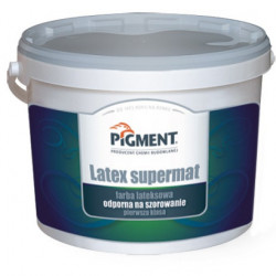 Malen Sie PIGMENT 10L LATEX SUPERMAT 12 m²/1L