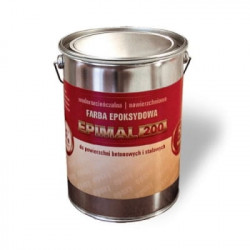 Farba PIGMENT EPIMAL 0.7l szara średnia