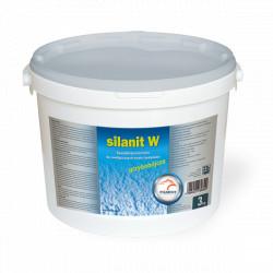 Farbe PIGMENT SILANITE In 3 kg weißem Pulver