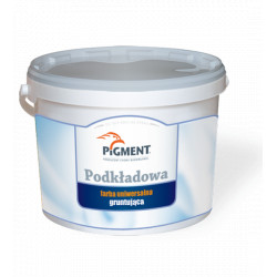 Paint PIGMENT latex primer 10L 10 m²/L