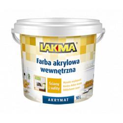 Paint AKRYL W 10L non-standard color