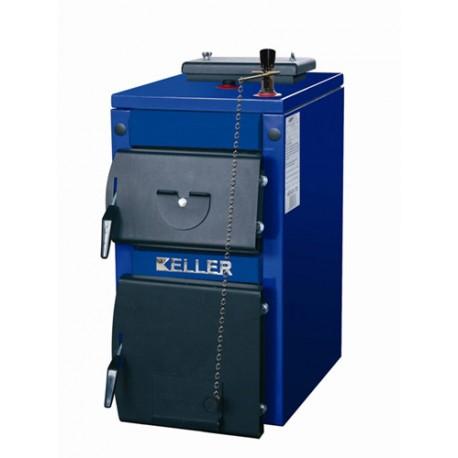 Festbrennstoffkessel für Holz & Kohle KELLER KW 6 kW