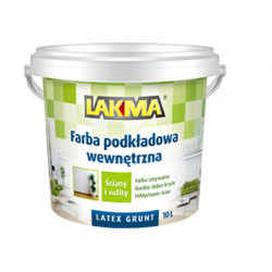 White primer latex 10L