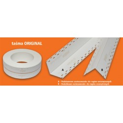 Drywall Joint Tape Inside corners ORYGINAL 20 m