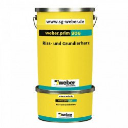 Weber.prim 806 repair epoxy resin - 0,6 kg