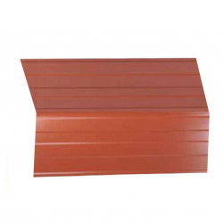 STANDARD roof basket (longitudinally profiled)
