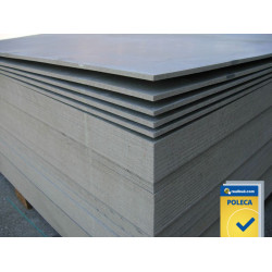 Cement-Bonded Chipboard 16 mm 3,2x1,25 m