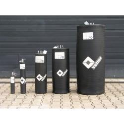 Korek uszczelniający 60 do 120 cm, typ RDK 60/120 1,5 bar