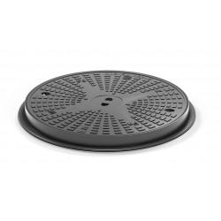 Manhole cover AO 600 gel H33 Hydrotop