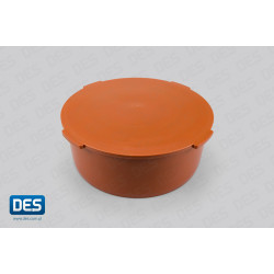 PVC Kappe DN 110