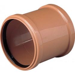 Nasuwka PVC-U kanalizacyjna 160